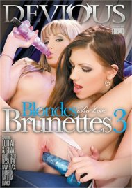 Blondes Who Love Brunettes 3 Porn Video