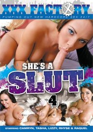 She's A Slut 4 Porn Video
