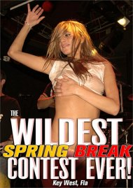 Wildest Spring Break Contest Ever!, The Porn Video