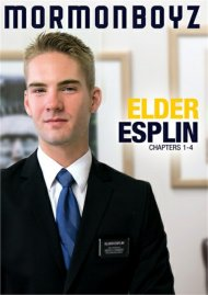 Elder Esplin: Chapters 1-4 gay porn DVD from Mormon Boyz
