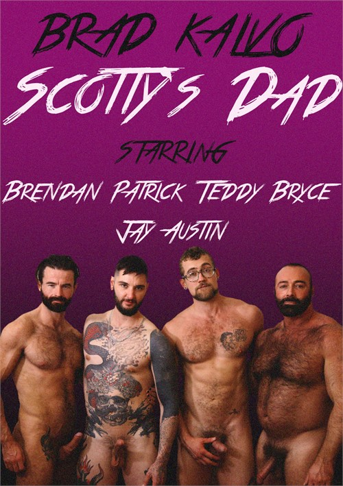 Scotty's Dad Boxcover