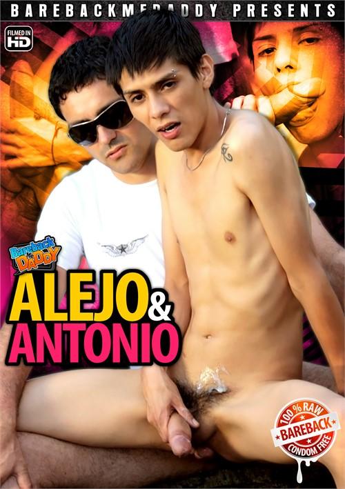 Alejo & Antonio Boxcover