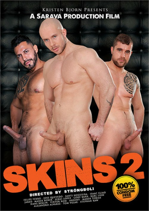 Skins 2 Boxcover