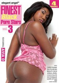 Finest Black Porn Stars Vol. 3
