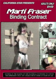Marti Fraser Binding Contract Porn Video