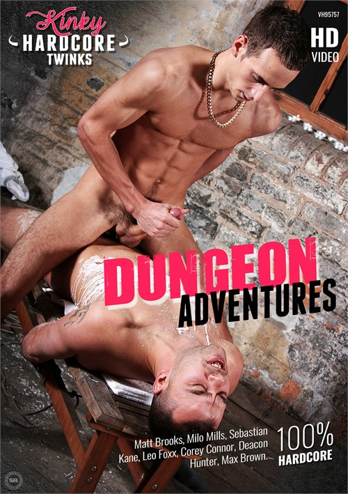 Dungeon Adventures Boxcover