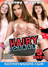 Hairy Girls 5-Pack