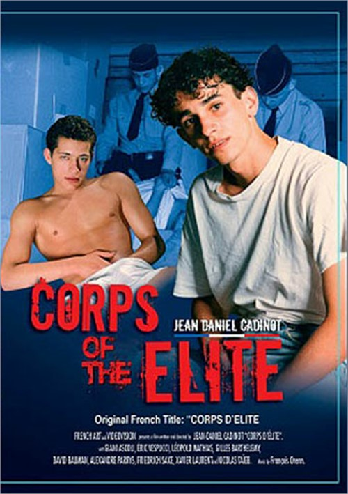 Corps d'Elite Boxcover
