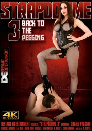 Strapdomme 3: Back To The Pegging Porn Movie