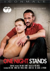 One Night Stands gay porn DVD from Icon Male