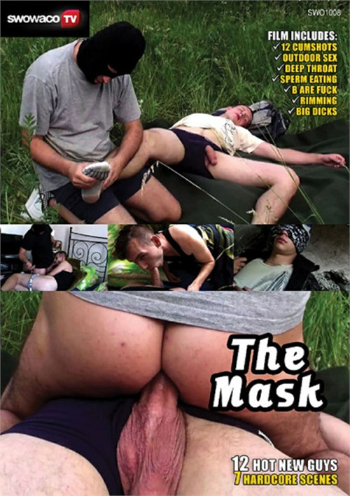 Mask, The Boxcover