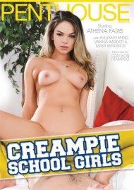 Creampie School Girls porn video from Penthouse.
