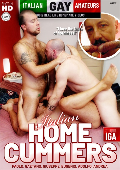 Italian Home Cummers Boxcover