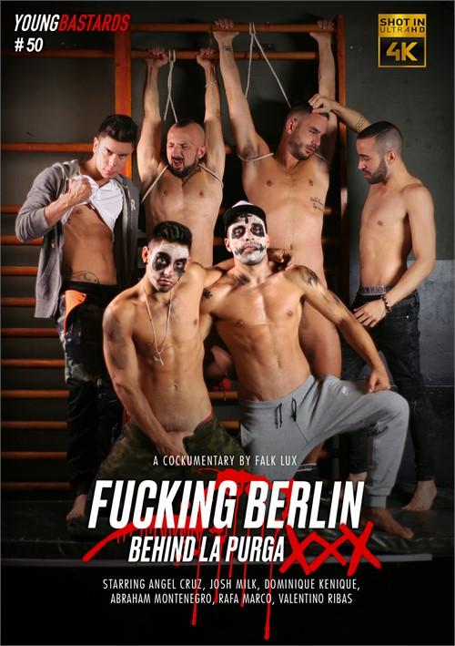 Fucking Berlin: Behind La Purga XXX Boxcover