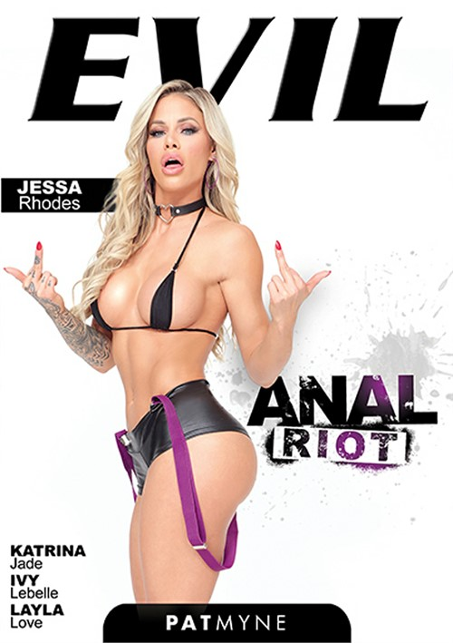 Anal Riot (2020)