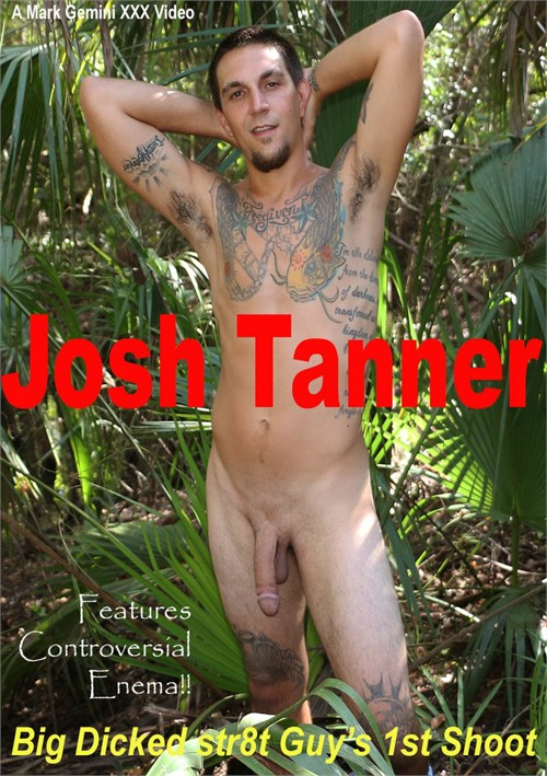 Josh Tanner Boxcover