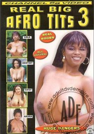 Real Big Afro Tits 3 Porn Video