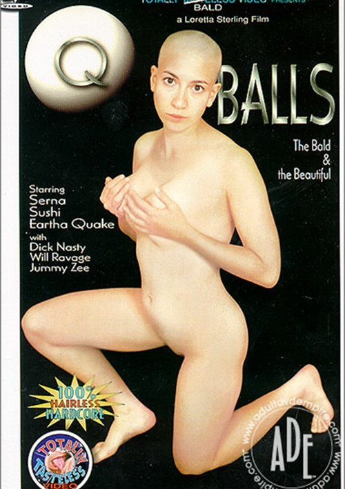 Q ball shaved head dvds