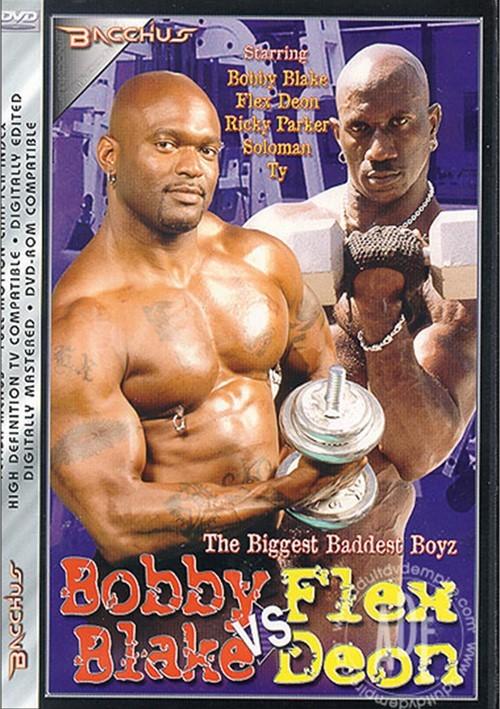 Bobby Blake vs Flex Deon Boxcover