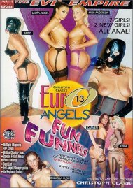 Euro Angels 13: Fun Funnels Porn Movie