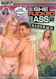 She Fucked My Ass Bareback 2