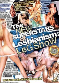 New Superstars Of Lesbianism, The: Leg Show image
