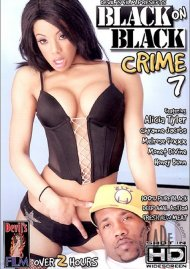 Black on Black Crime 7 Porn Movie