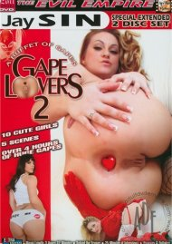 Gape Lovers 2 Porn Movie