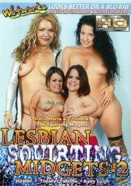Lesbian Squirting Midgets #2 Porn Video