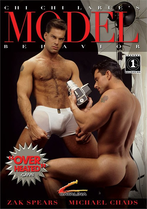 Model Behavior Boxcover