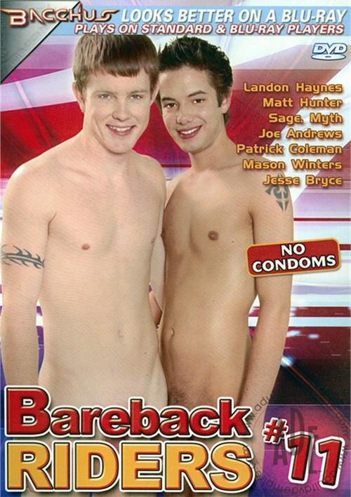 Bareback Riders #11 Boxcover