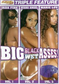Big Black Wet Asses! 1-3
