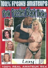 Pink Pussies Black Dicks #2