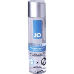 JO H2O Personal Lube - 4 oz. Sex Toy