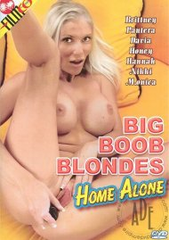 Big Boob Blondes Home Alone image