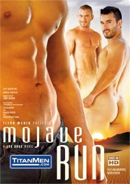 Mojave Run gay porn DVD from TitanMen
