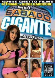 This Isn't Sabado Gigante... It's a XXX Spoof! Porn Video