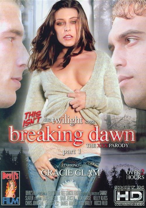 This Isnt The Twilight Saga: Breaking Dawn Part 1 - The XXX Parody