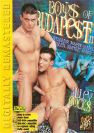 Boys Of Budapest: Alley Cocks Boxcover