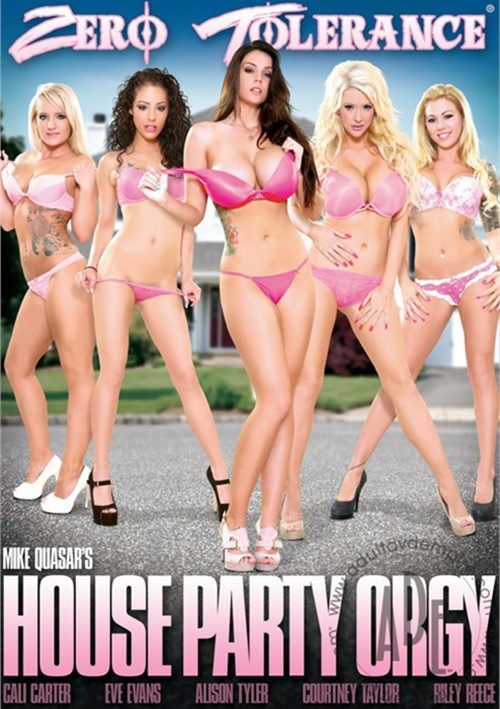 Adult xxx orgy party