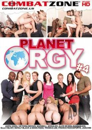 Planet Orgy #4 Movie