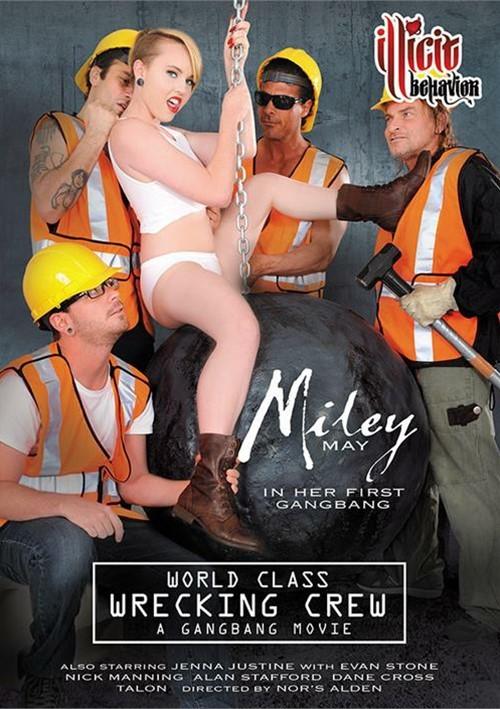 World Class Wrecking Crew: A Gangbang Movie