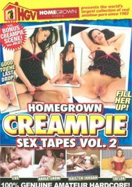 Homegrown Creampie Sex Tapes Vol. 2 image