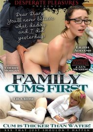 Family Cums First image