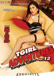 T-Girl Adventures Vol. 12: Bangkok Edition