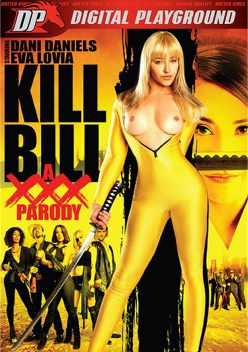 Kill Bill: A XXX Parody Boxcover