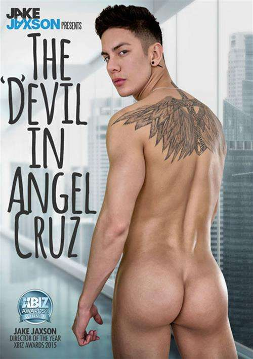 Devil In Angel Cruz, The Boxcover