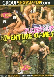 Fucked Up Adventure Games Porn Video