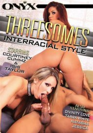 Threesomes Interracial Style