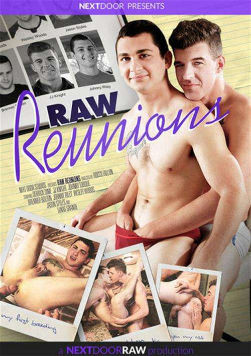 Raw Reunions Boxcover
